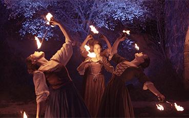 Historical Firedance